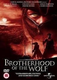 brotherhood of the wolf dvd 2001 amazon co uk samuel le
