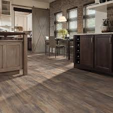 Kitchen Laminate Flooring by Kronotex 6 18 In W X 4 23 Ft L Rescued Wood Medley Embossed Wood