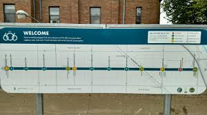 Cta Bus Route Map by Connor Sports And The 606 Trail Building The Chicago Community