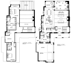 Georgian Floor Plan by Georgian Bay Reverie Oke Woodsmith Building Systems Inc