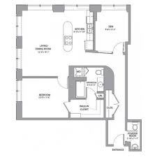 2 bed 2 bath apartment in chicago il sky55