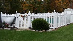 vinyl picket fence poly enterprises