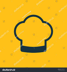 Vector Illustration Cook Hat Icon Stock Vector 439986724