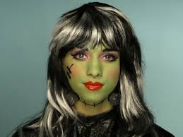 kids halloween vampire makeup kid u0027s halloween makeup tutorial frankenstein u0027s daughter hgtv