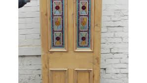 victorian etched glass door panels door stained glass door amazing glass panel exterior door front