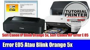 reset canon ip2770 blinking canon ip 2770 blink 5x how to fix ip 2770 blingking 5 times