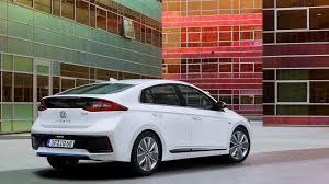 hyundai ioniq 2016 hybrid and electric review by car magazine