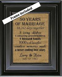 50th wedding anniversary gift etiquette 50th wedding anniversary 50th anniversary gifts 50th wedding