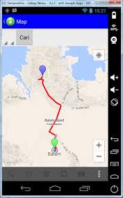 give me a map of my location android how to animate map v2 marker on the polyline path