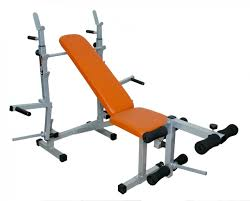 lifeline imported 7 in 1 multipurpose weight lifting bench 309