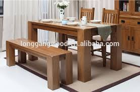 Dining Table Design Wood Furniture Rubber Wood Furniture Buy - Rubberwood kitchen table
