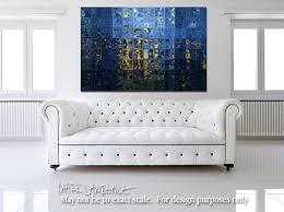 modern tile art mediterranean blue mark lawrence art gallery