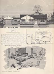 house vintage ranch house plans