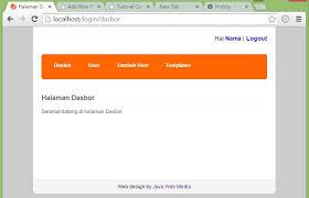 cara membuat halaman utama web dengan php tutorial codeigniter 3 membuat halaman login bagian 2 membuat