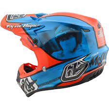 junior motocross helmets new troy lee designs 2018 mx se4 composite steve mcqueen tld