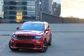 stanced jeep srt8 the 2017 grand cherokee srt is in a lane of its own the drive