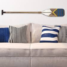 Home Made Decoration Piece Online Home Made Decoration Piece For by Shop For Stratton Home Decor Nautical Oar Wall Decor Get Free
