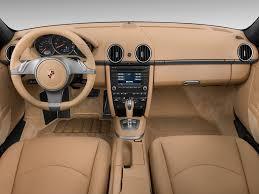 Porsche Boxster Interior - 2009 porsche boxster reviews and rating motor trend