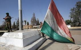 Kurdish Flag Barham Salih U0027s Party Calls For Transitional Kurdistan Government