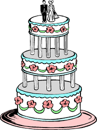 wedding cake clipart wedding cake clip clipart panda free clipart images