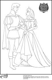 aurora prince phillip coloring pages coloring pages