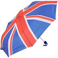 Great Britain Flag British Flag Umbrella Gadget Flow