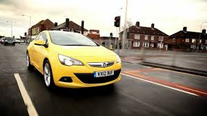 new vauxhall astra gtc review and road test 2013 youtube