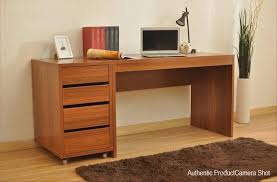 Computer Desk Wooden Sale Particle Board Household Wooden Study Table Computer Desk