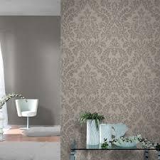 rasch wallpaper black silver and grey rasch florentine damask wallpaper