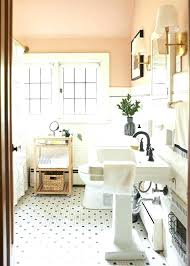 sea bathroom ideas pink and gold bathroom narrg com