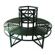 Metal Garden Benches Australia Bench Circular Outdoor Bench Bronze Semi Circular Tree Or Wall
