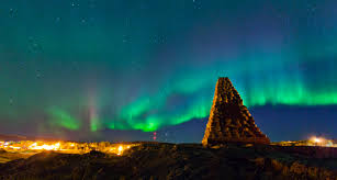 when and where can you see the northern lights lights show expected for much of canada tonight