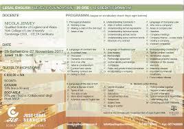Drafting Legal Letters by Corso Di Inglese Giuridico E Stesura Documenti Legali U2013 Just Legal