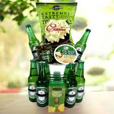 heineken beer cake beer gift baskets toronto