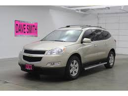 used 2011 chevrolet traverse 1lt for sale dave smith motors