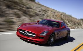 mercedes sls wallpaper photo collection hd mercedes benz red