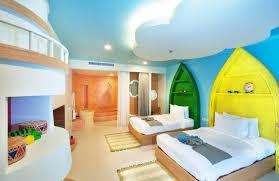 Family Suite Accommodation Holiday Inn Resort Krabi - Holiday inn family room