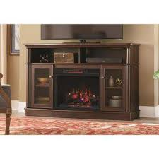 Media Center With Fireplace by Electric Fireplaces Fireplaces The Home Depot