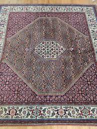 6x6 Area Rug Beautiful Genuine Bedjar Bijar Square Area Rug 6x6 7x7 Ebay