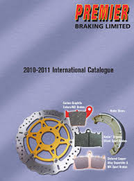 premier braking catalogue by terri salisbury issuu