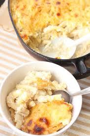 cuisiner celeri un peu dans les coings gratin de pâtes au céleri et au
