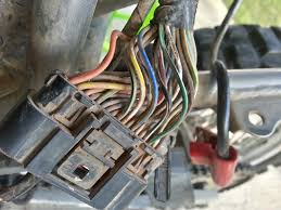 klx250 intermittent power loss hard starting
