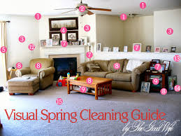 the good wife visual spring cleaning guide the living room