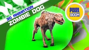 zombie contacts spirit halloween green screen zombie dog halloween horror footage pixelboom youtube
