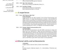 Best Resume Format Human Resources by Oceanfronthomesforsaleus Winsome Resume Abroad Template With