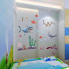 Fish Bathroom Accessories Details About Finding Nemo Underwater Sea Fish Bathroom Kids