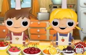 telmo et tula le de cookinette