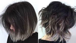 new modern bob haircut modern haircut for girls women youtube