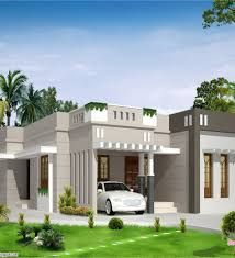 Modern One Story House Plans Single Floor House Plans