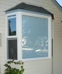 small bay window home decor